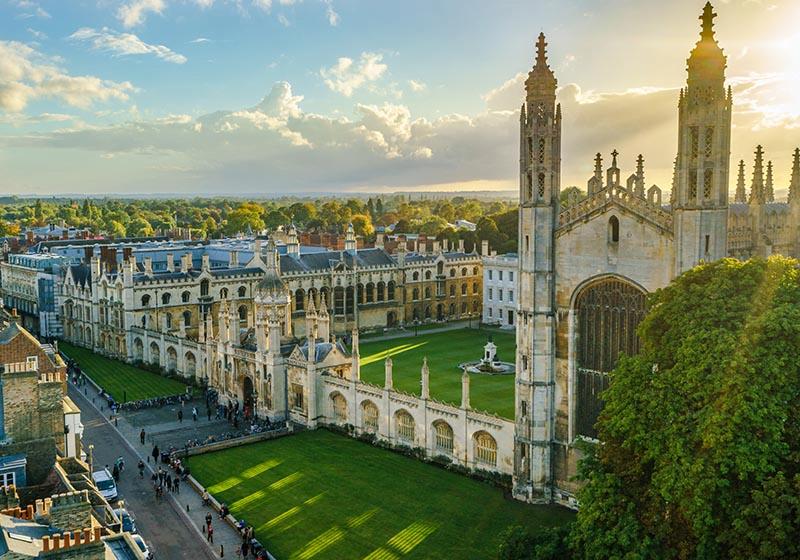 Cambridge University - Como fazer um mestrado na Inglaterra