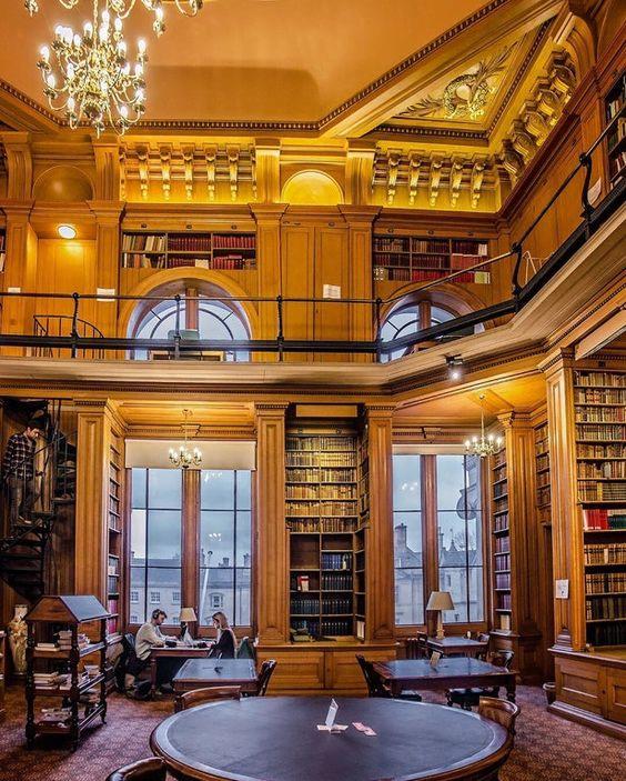 Taylorian Library, Oxford University - Como fazer um mestrado na Inglaterra